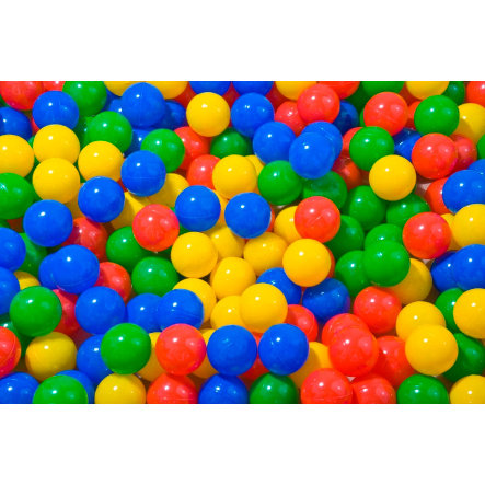 Babygo jeu de balles pour piscine de balles - Balle pour piscine a balle ...
