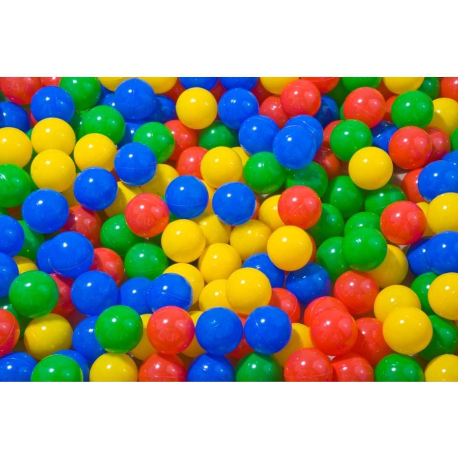 babyGO Kolorowe piłeczki
