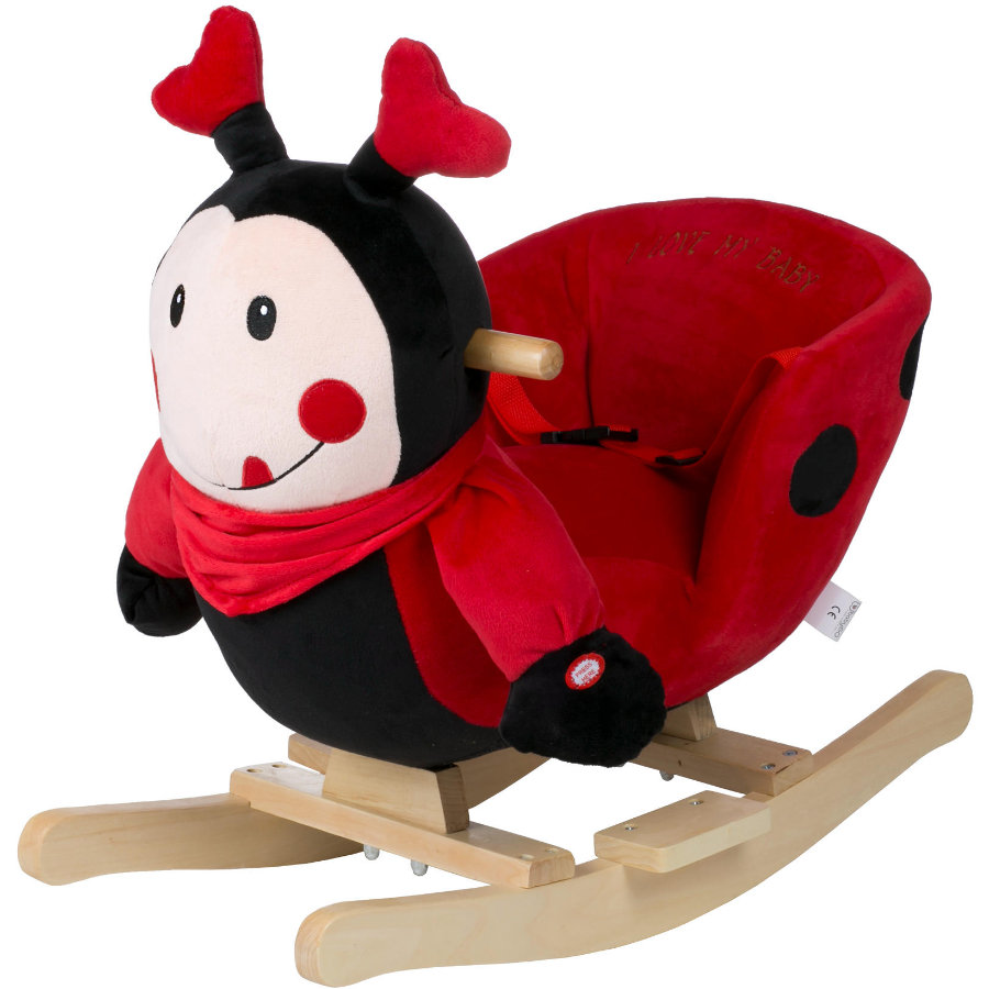 babygo jouet coccinelle bascule. Black Bedroom Furniture Sets. Home Design Ideas