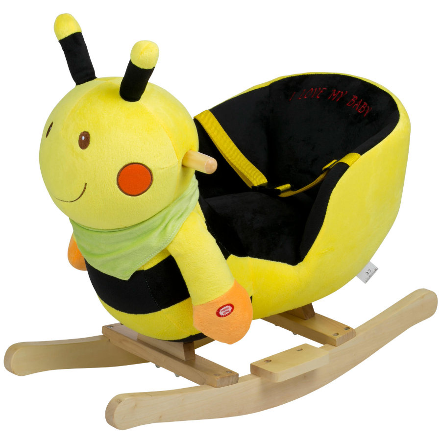 babygo jouet abeille bascule. Black Bedroom Furniture Sets. Home Design Ideas
