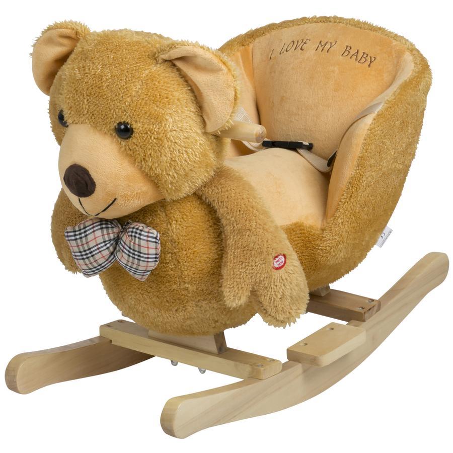 babyGO - Schaukeltier Bär