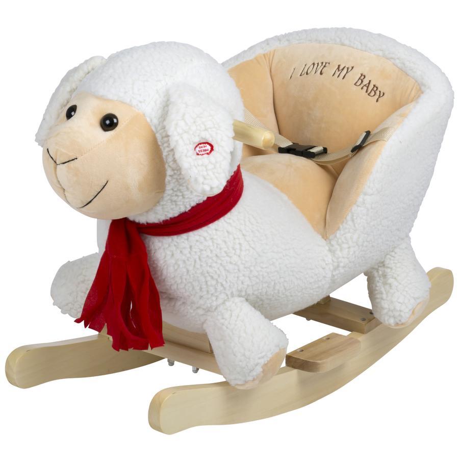babygo jouet mouton bascule. Black Bedroom Furniture Sets. Home Design Ideas