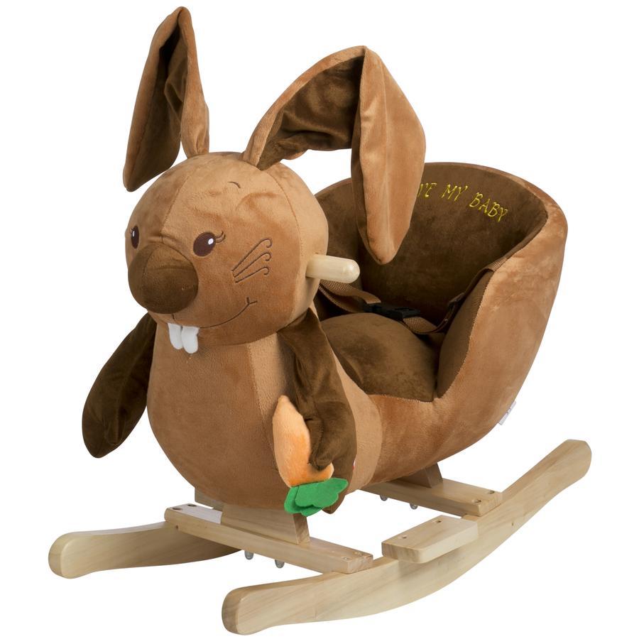babyGO - Schaukeltier Hase