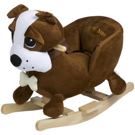 babyGO - Figura a dondolo cagnolino