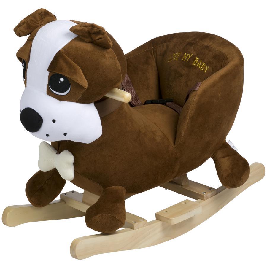 babyGO - Schommeldier Hond
