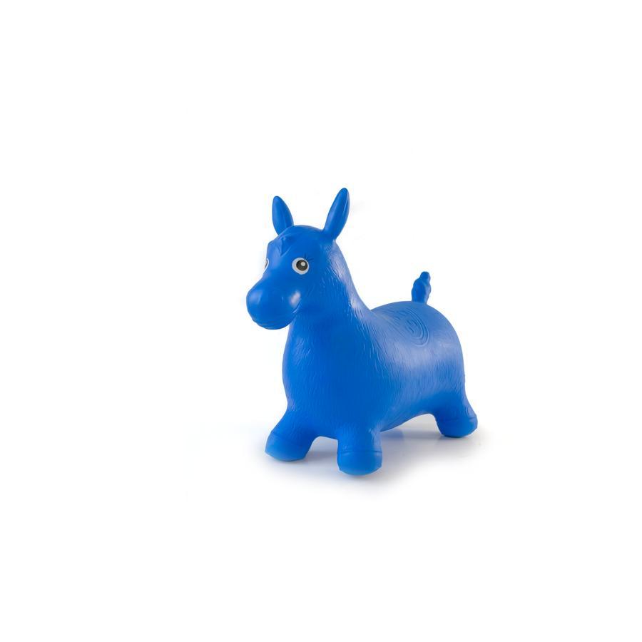 babyGO Hopser - Hüpftier Pferd, blau