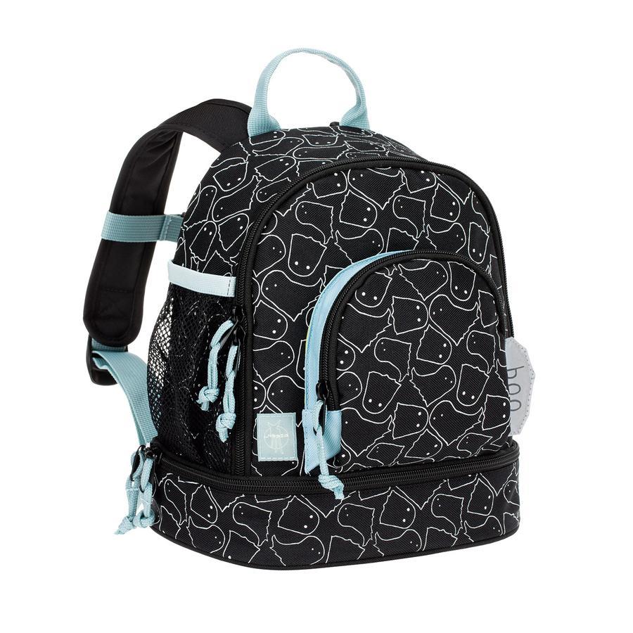 LÄSSIG 4Kids Mini Backpack Spooky black