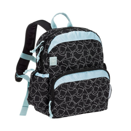 LÄSSIG 4Kids Medium Backpack Spooky black - rugzak