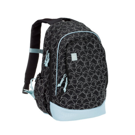 LÄSSIG 4Kids Big Backpack About Friends - Spooky black