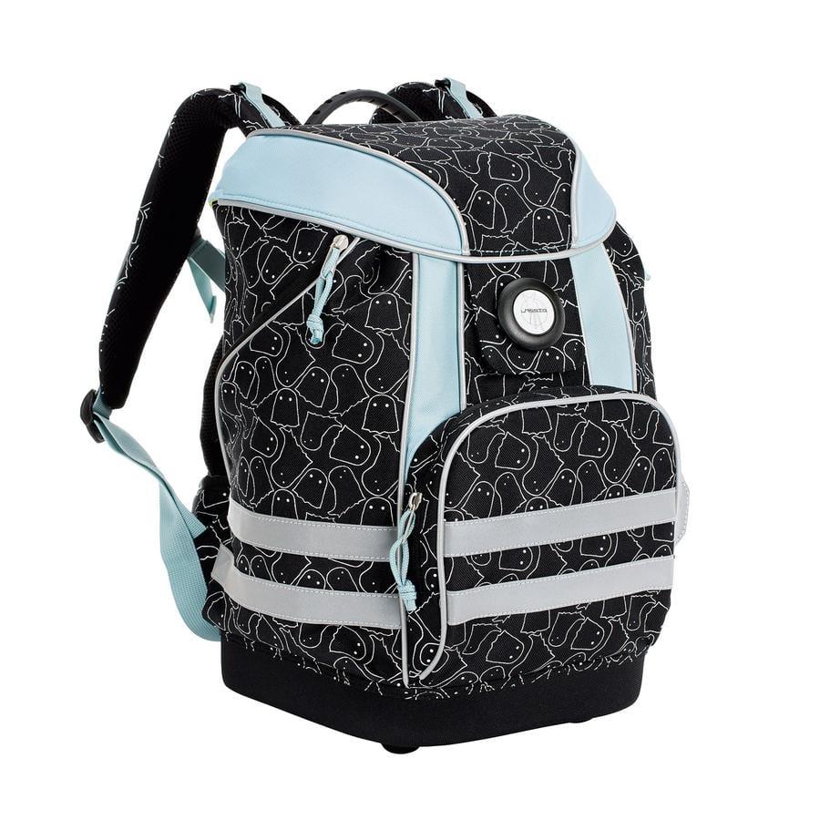 Lässig 4Kids School Bag Spooky black