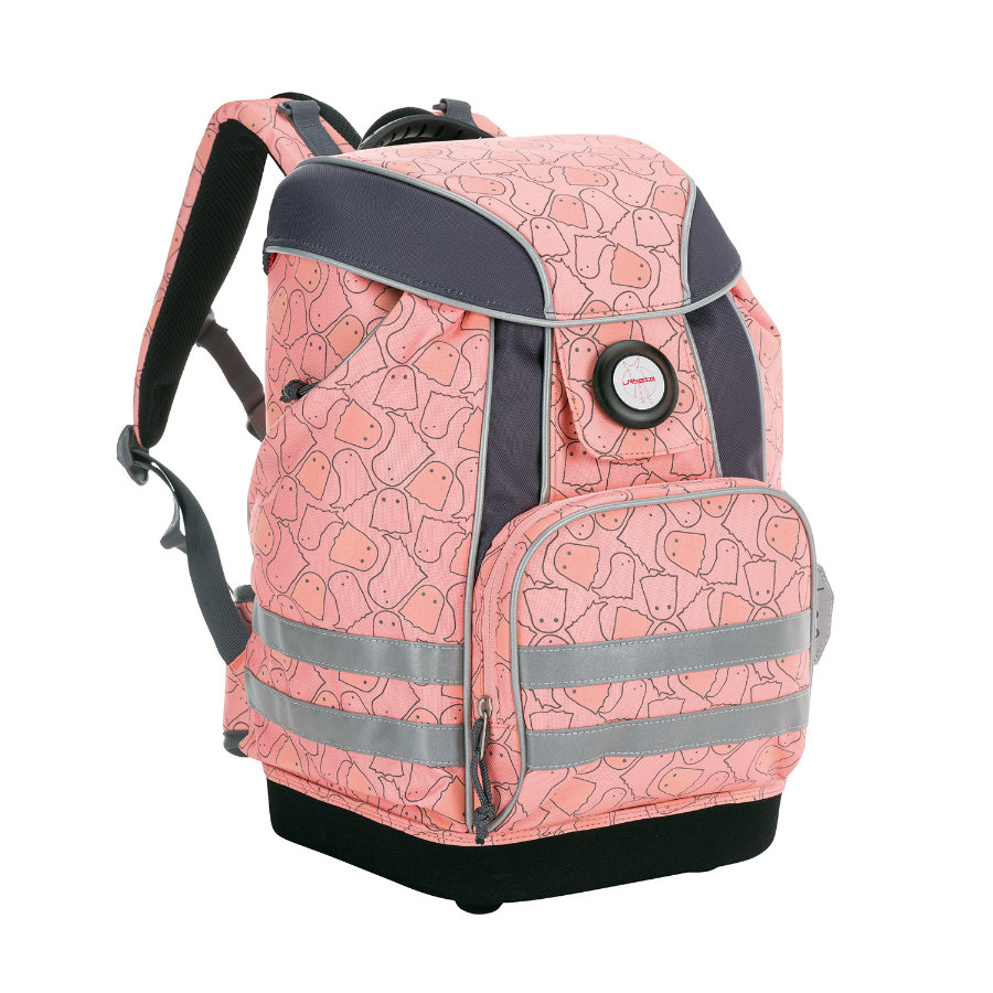 Lässig 4Kids School Bag Spooky peach