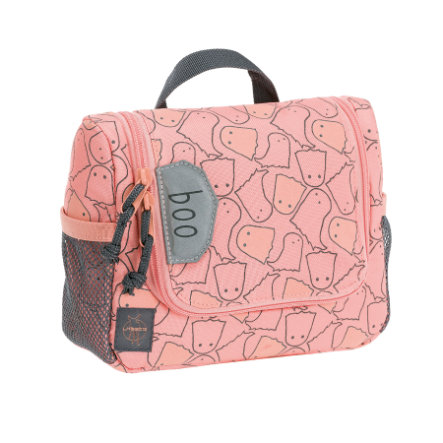LÄSSIG 4Kids Mini Washbag Spooky peach