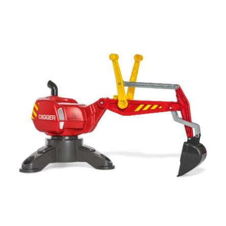 rolly®toys rollyDigger Volvo rouge 422036