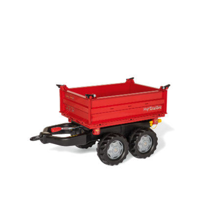 rolly®toys rollyMega Trailer, rot 12 301 8