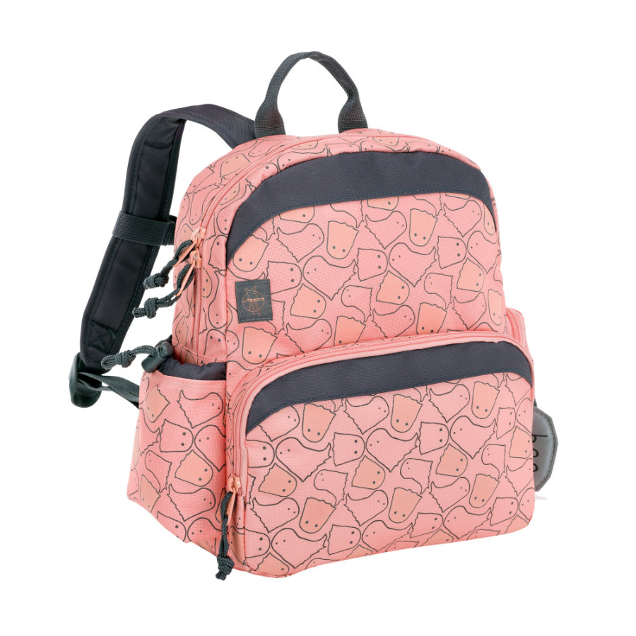 LÄSSIG 4Kids Medium Backpack Spooky peach