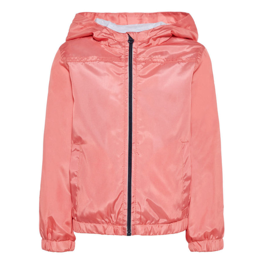 name it Girl Chaqueta Nmfmix rosa brillante