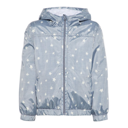 name it Girl s Jacket Nmfmix kamień krzemienisty Nmfmix