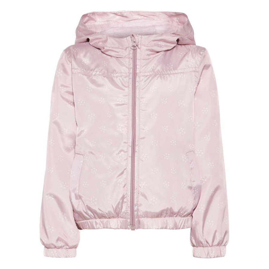 name it Girls Jacke Nmfmix dawn pink