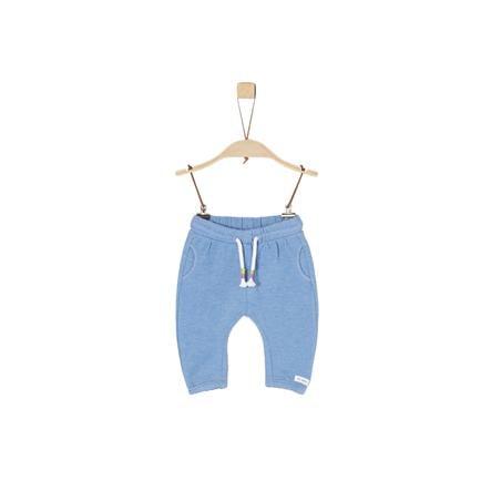 s.Oliver Girls Sweathose light blue melange