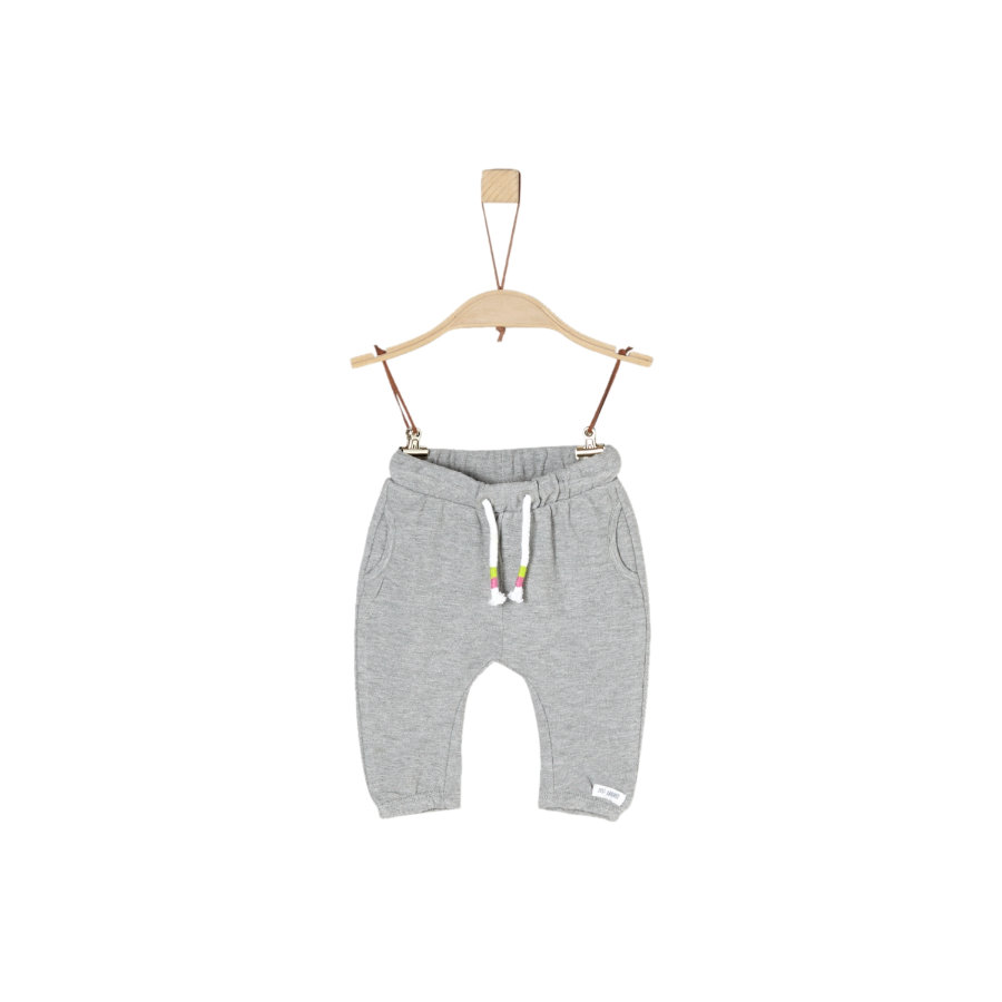 s.Oliver Sweatpants light grey melange