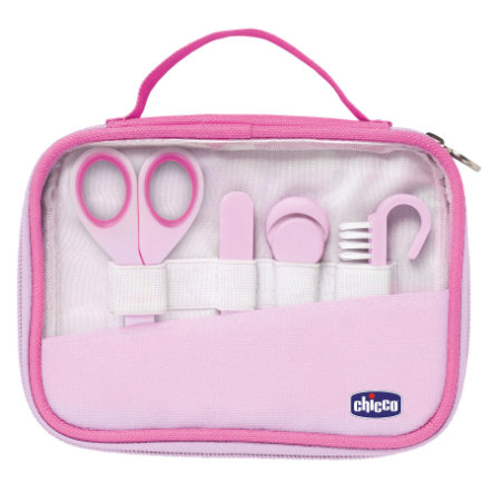 CHICCO Set Igiene Happy Hands GIRL