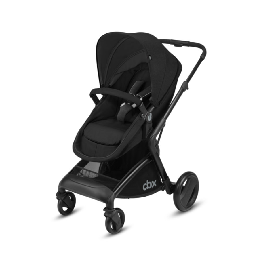 cbx Wózek spacerowy Bimsi Flex Smoky Anthracite-antracyt