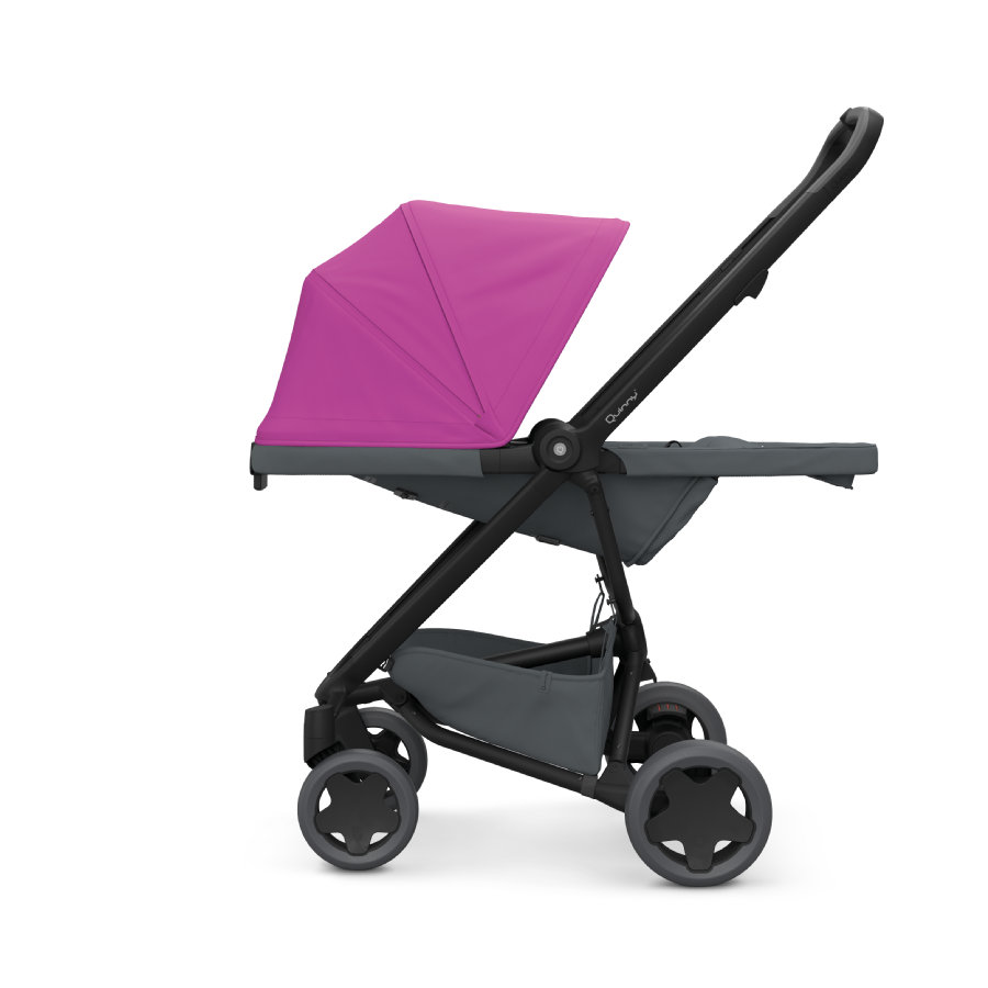 Quinny Sonnenverdeck Pink für Zapp Flex und Flex Plus