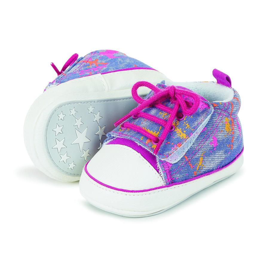 Sterntaler Girls Baby-Schuh magenta