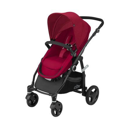 cbx Wózek 2w1 Leotie Flex Crunchy Red - kolor czerwony