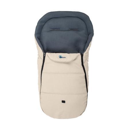 Altabebe Saco cubrepiés de verano Microfibras Mesh silla de coche beige