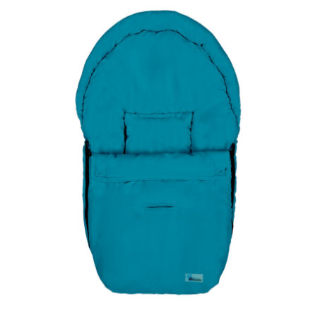 Altabebe summer footmuff microfiber for baby seat turquoise