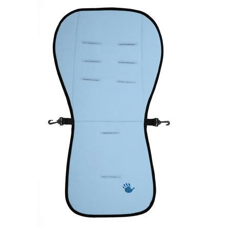 Altabebe Matelas pour poussette microfibre mesh bleu clair