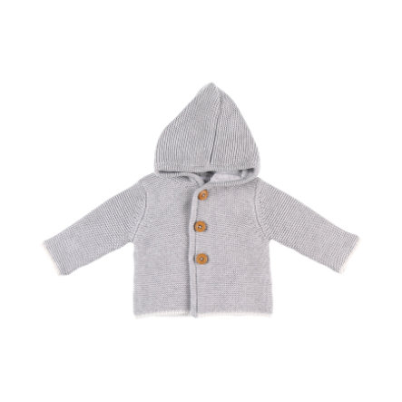 noukie´s Cocon Strickjacke grau