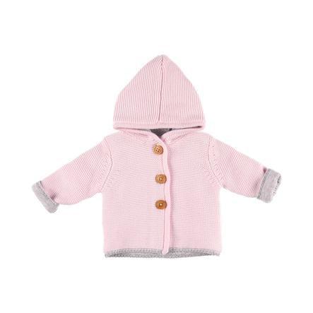noukie Girl 's Cocon cardigan pink.