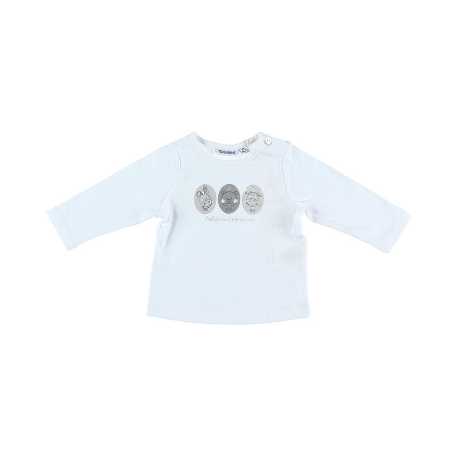 noukie´s Chemise manches longues Cocon blanc