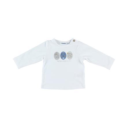 noukie´s Langarmshirt Cocon white