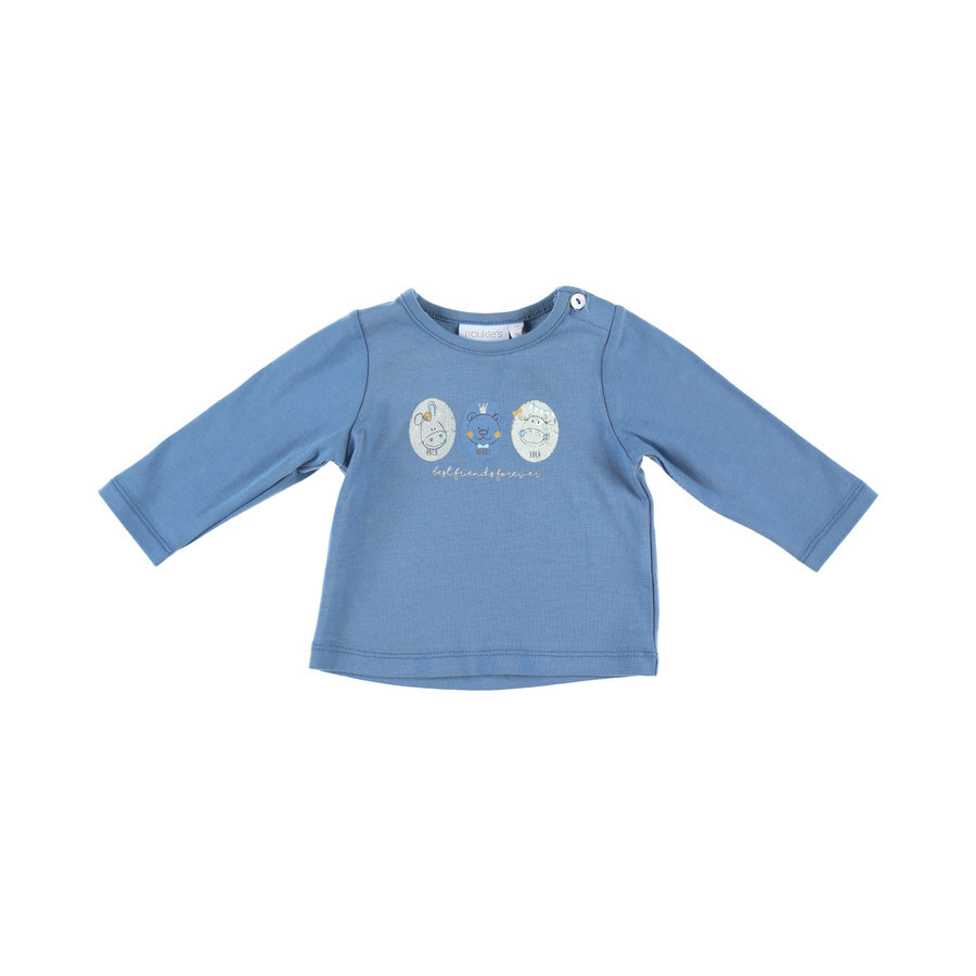 noukie´s Chemise manches longues bleu coco
