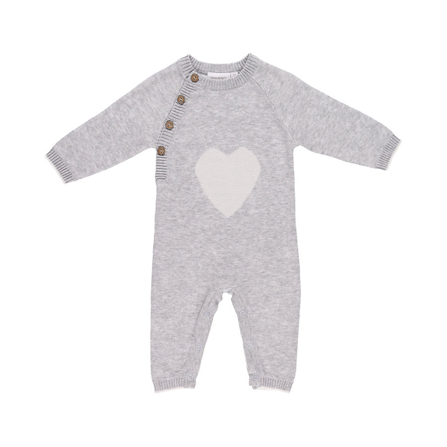 noukie's Overall Cocon grey