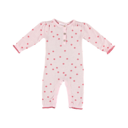 noukie Girl 's Overall Cocon pink