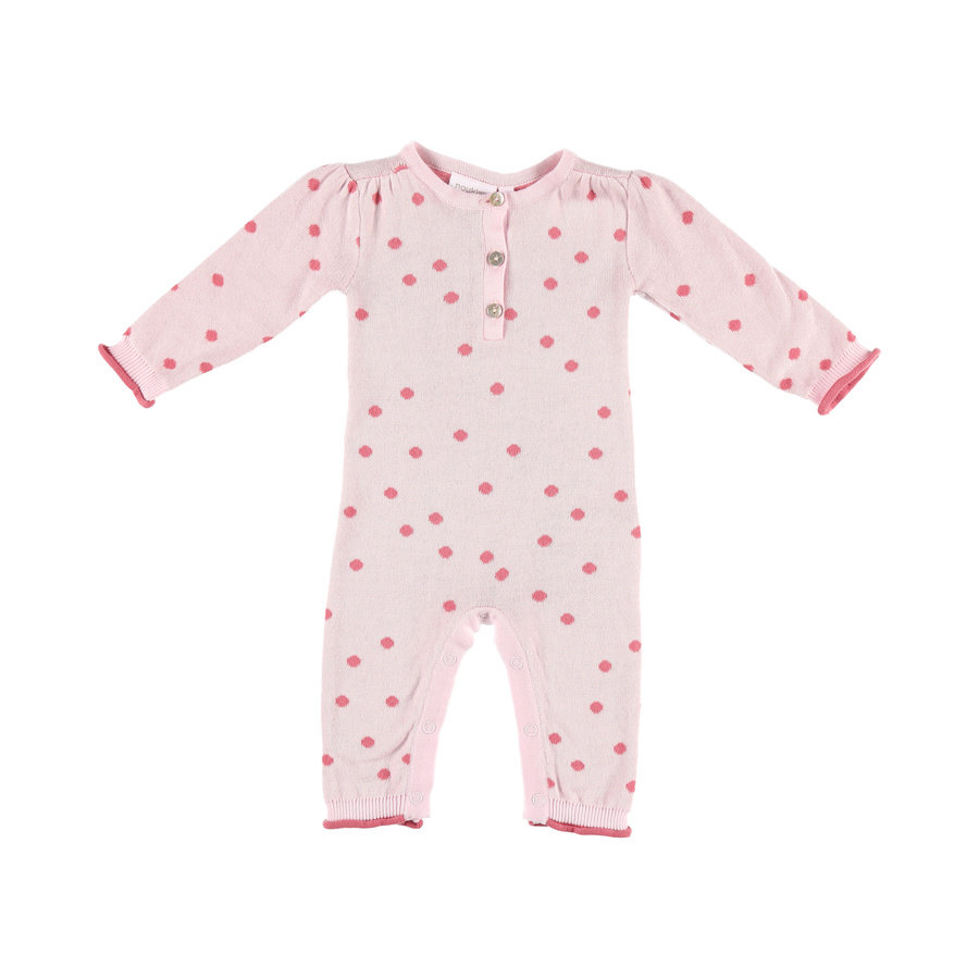 noukie´s Girls Overall Cocon rosa
