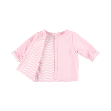 noukie´s Grils Strickjacke Cocon rosa