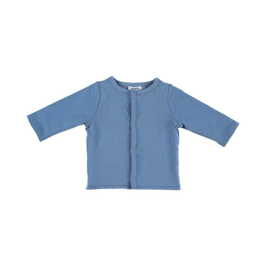 noukie's Vestje Cocon blauw denim