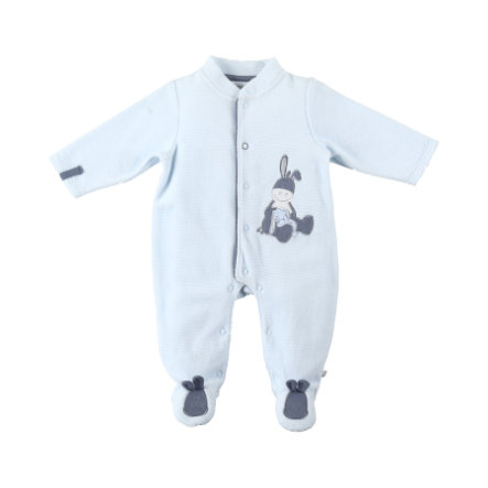 noukie Boys 's Pajama's 1-delige Cocon blue
