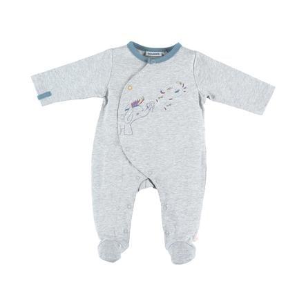 noukie´s Boys pijama 1 pieza gráfica marga gris