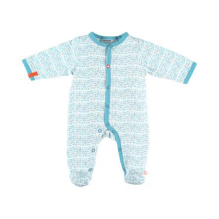 noukie's poikien Pyjama 1-osainen Jersey Peps
