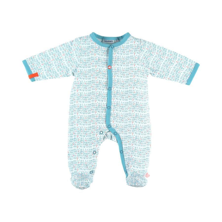Noukie Boys 's Pajamas 1-delige Jersey Peps