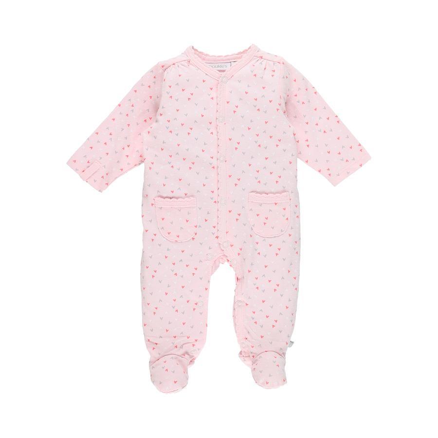 noukie Girl 's Pyjamas 1 pc Jersey Smart pink
