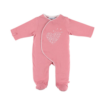 noukie Girl 's Pyjama's 1 pc Jersey Smart pink
