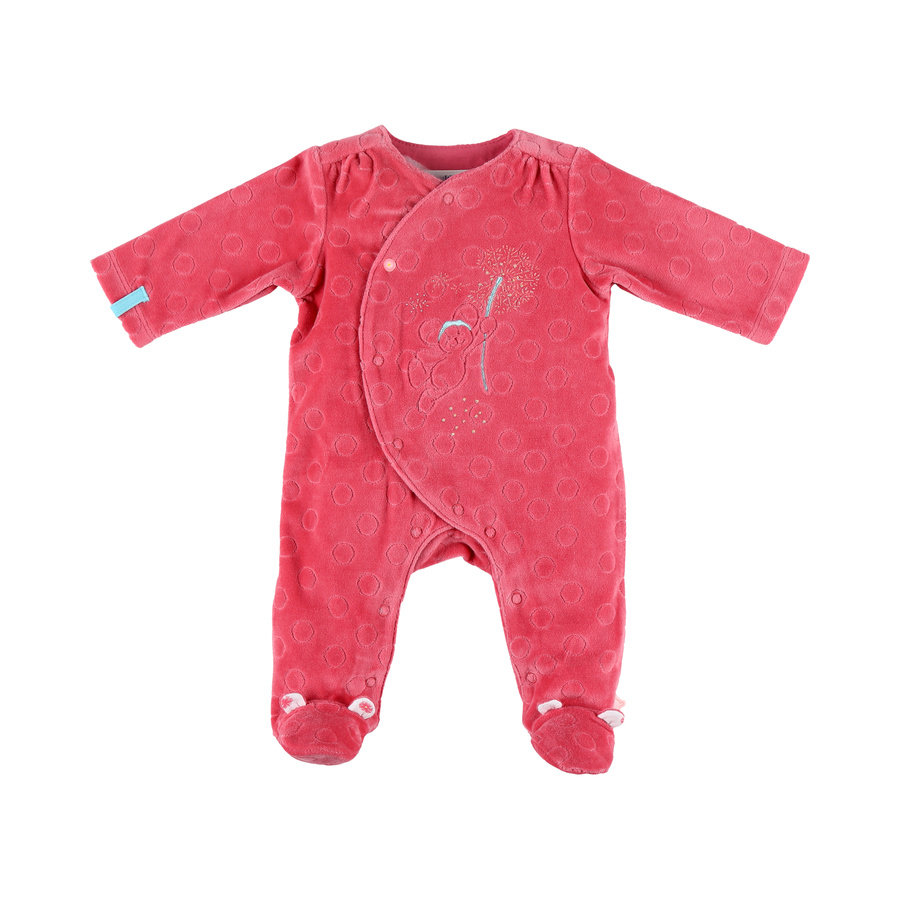 nGirl oukie´s s Pijamas 1 pza. Peps fucsia