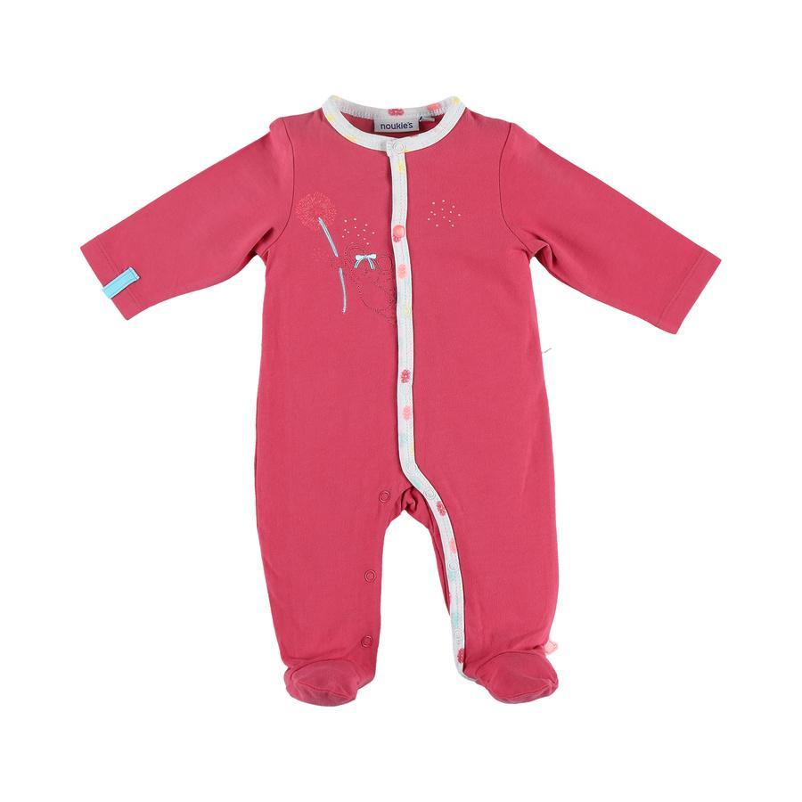 noukie´s Girls Jersey Schlafanzug 1 tlg. Peps fuchsia